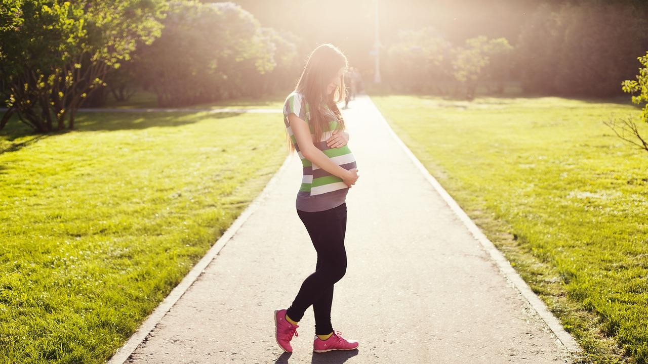 Nebojte sa v tehotenstve športovať