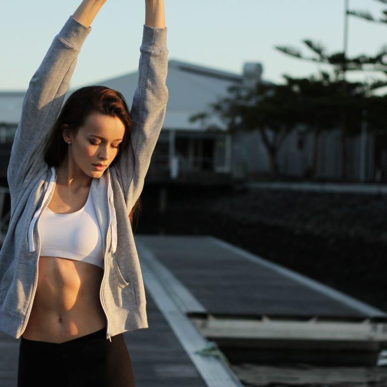 Podporte svoje telo pri športe