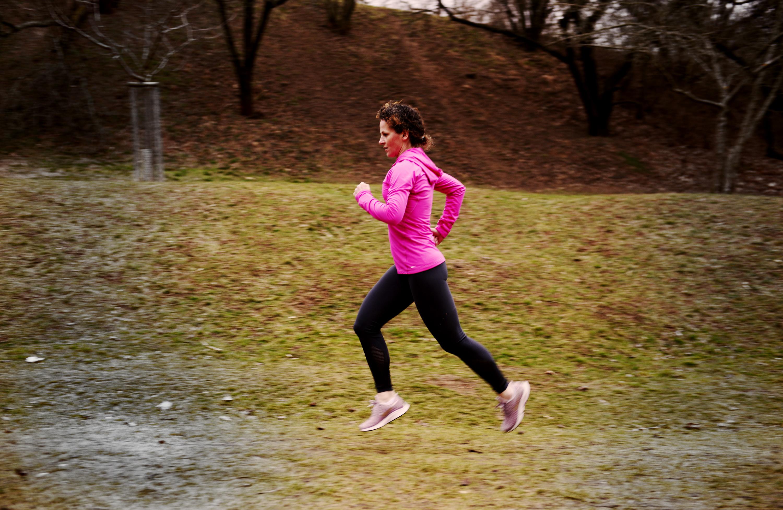 Ako behať s ľahkosťou!